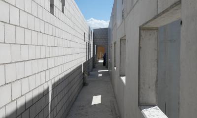 Korridor im Obergeschoss